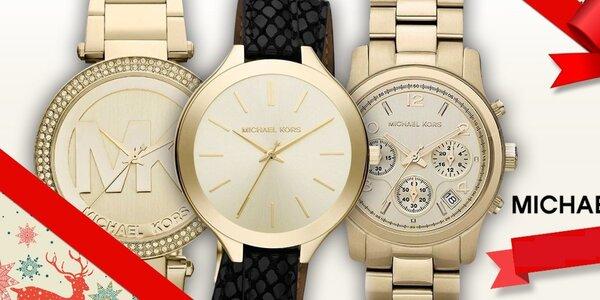 Dámy, nastavte rúčku hodinkám Michael Kors...všetko skladom...