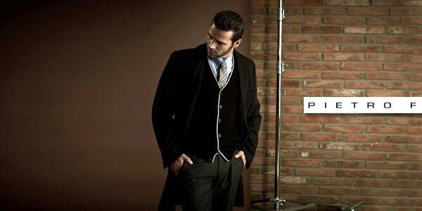 Pietro Filipi - móda pre sebavedomých mužov