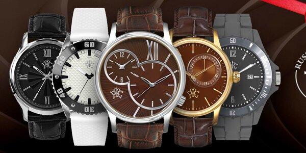 RFS pánske hodinky pre športovcov aj elegánov