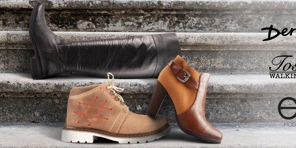 Dámska mestská obuv Elite Shoes