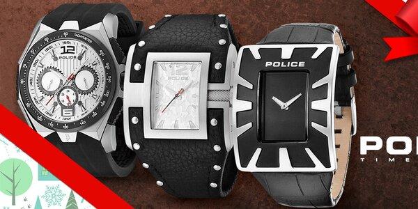 Police - hodinky, ktoré nosia hviezdy