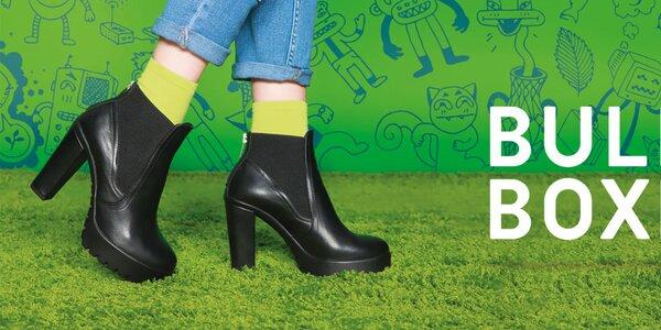 Bullboxer - topánky, ktoré budete milovať
