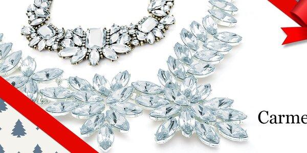 Darujte k Vianociam šperk Carmen Luna