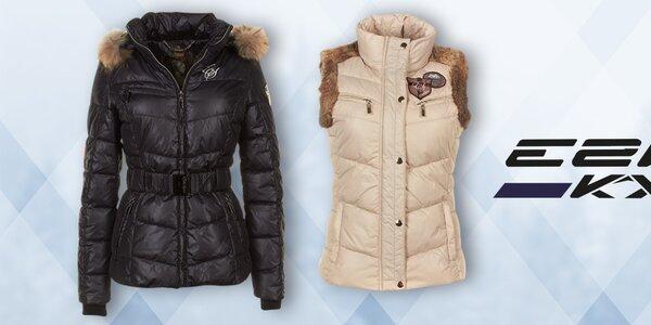 Štýlové dámske zimné oblečenie a topánky E2ko