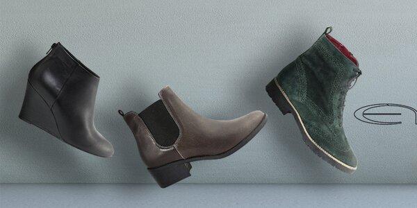 Parádne dámske topánočky a tenisky Eye