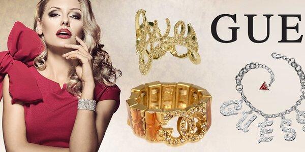 Guess šperky pre každú ženu - skvelý darček za skvelú cenu