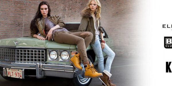 Štýlové dámske topánočky Keddo, Betsy, Elisabeth