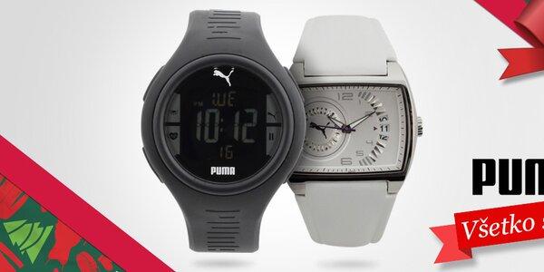 Tip na darček pod stromček - športové hodinky Puma