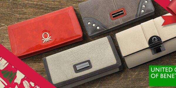 Dámske peňaženky United Colors of Benetton