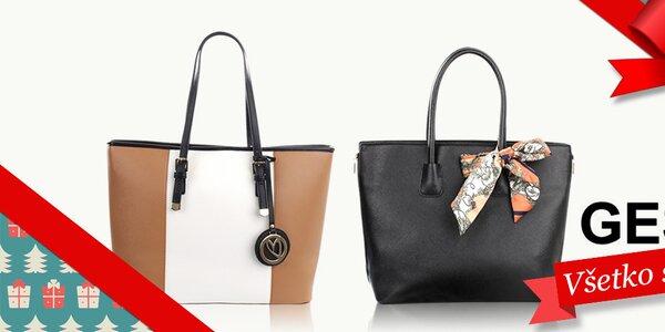 Dámske kabelky Gessy - ktorá bude vaša?