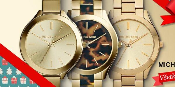 Vianoce sa blížia - darujte hodinky Michael Kors