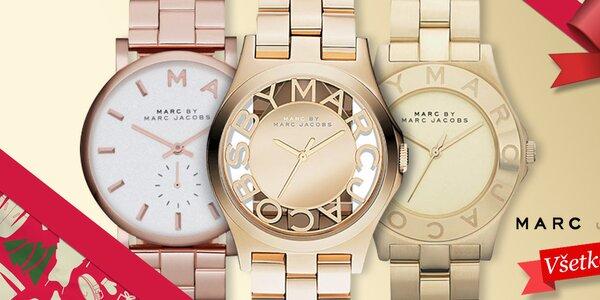 Prežite vianočný čas s hodinkami Marc Jacobs
