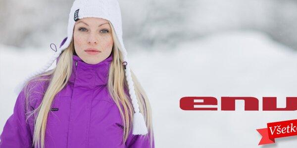 Vybavte sa na lyže - dámske oblečenie Envy