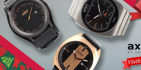 Je čas na darček - pánske hodinky Axcent