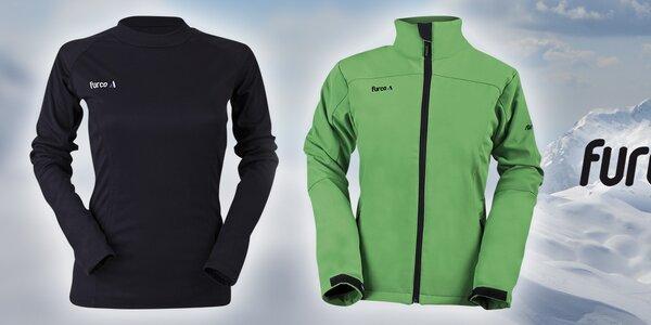 Dámske outdoorové oblečenie Furco