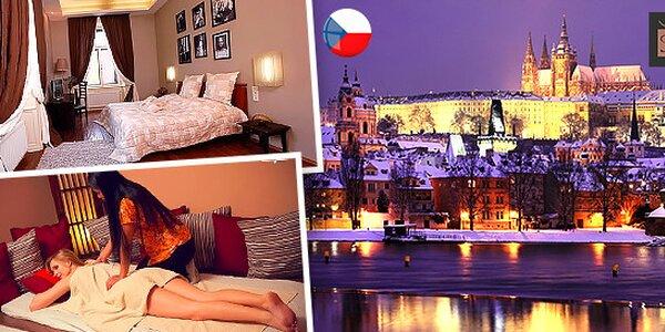 Luxusný pobyt v historickej Ville Schwaiger**** v Prahe