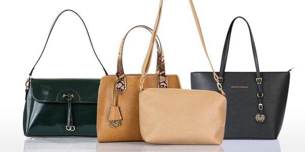 Nádherné kabelky a peňaženky Giorgio di Mare