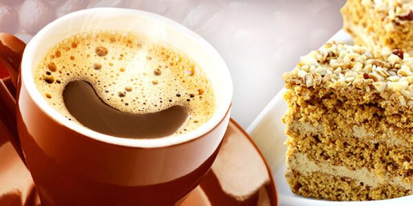 Gano káva a k tomu chutná Marlenka