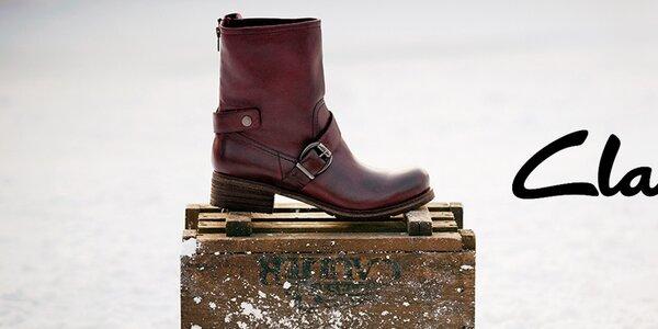 Clarks - dámske topánky pre sebaistý krok