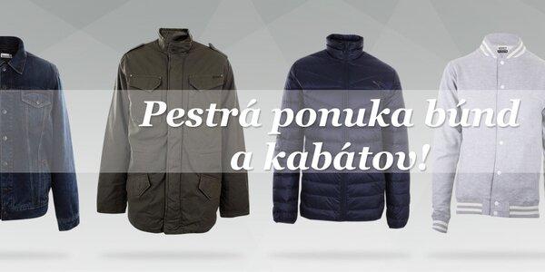Obnovte šatník - pánske bundy a kabáty
