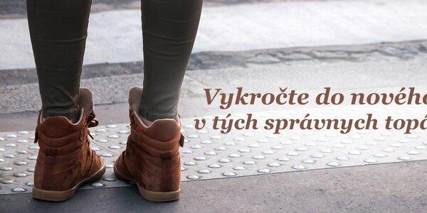 Dámy, vykročte do nového roka v správnych topánkach