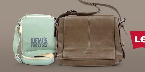 Vstúpte do nového roka s novou kabelkou Levi's