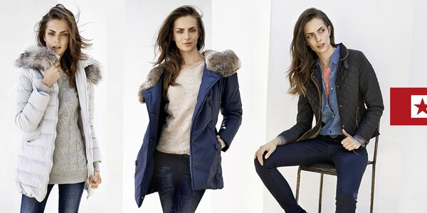 Štýlová a pohodová dámska móda Big Star