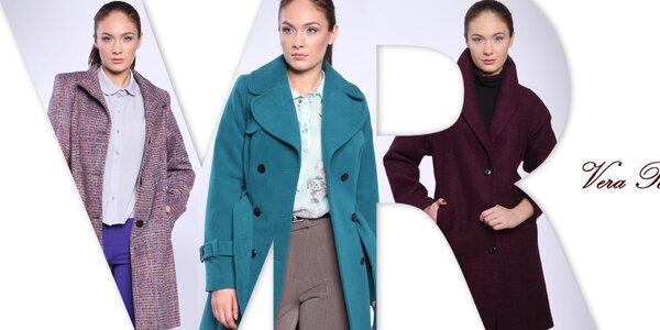 Neodolateľné dámske kabáty a saká Vera Ravenna
