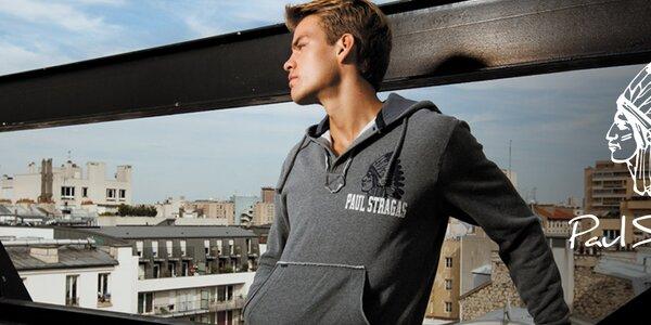 Pánska móda pre štýlových mužov Paul Stragas