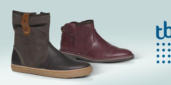 TBS - moderné dámske topánky, ktoré vás dostanú