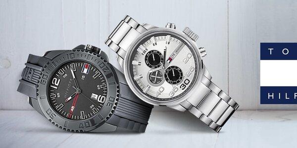 Tommy Hilfiger - hodinky pre moderných mužov