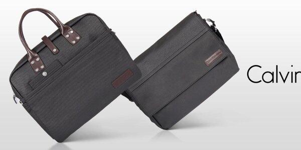 Štýlové pánske tašky Calvin Klein