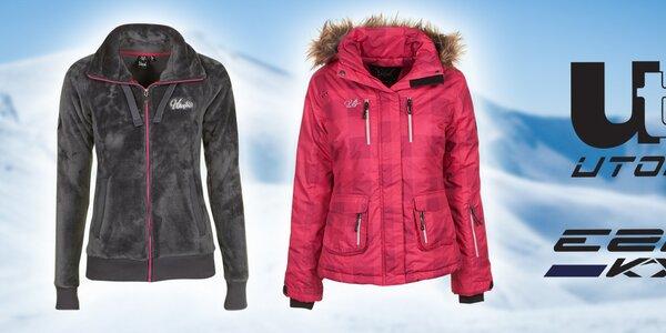 Dámske zimné oblečenie a topánky E2KO, Utopik, Vertigo