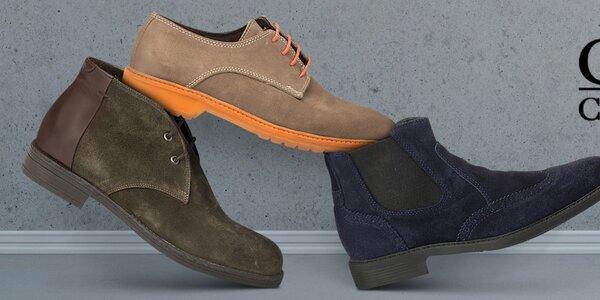 Crash Shoes - štýlové pánske topánky