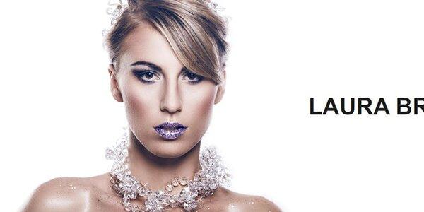 Tip na Valentína - nežné dámske šperky Laura Bruni