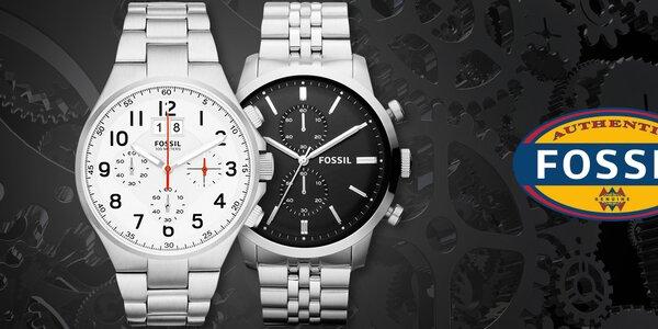 Fossil - štýlové hodinky pre mužov