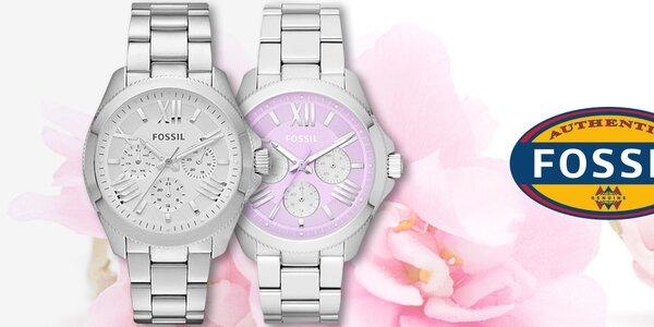 Fossil - dokonalé hodinky a šperky pre ženy