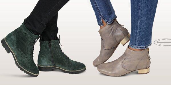 Trendy dámske topánky do mesta Eye