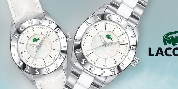 Lacoste - dámske hodinky, ktorým nemožno odolať