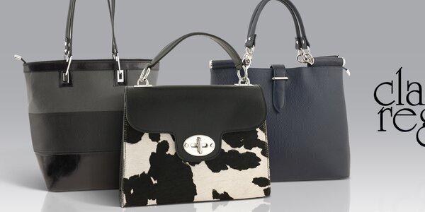 Dámske kožené kabelky Classe Regina