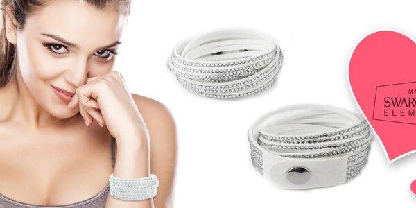 Tip na Valentína: Dámske šperky Swarovski Elements