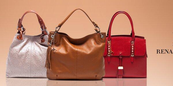 Nádherné dámske kabelky Renata Corsi
