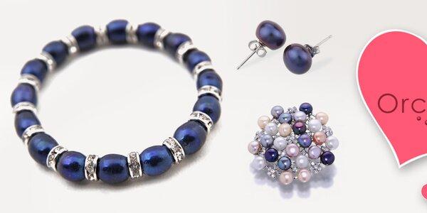 Nežné dámske šperky Orchira