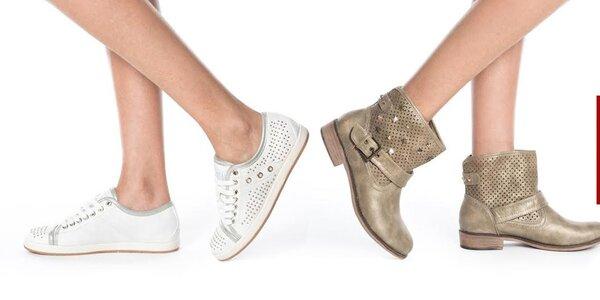 Štýlové dámske topánky Big Star