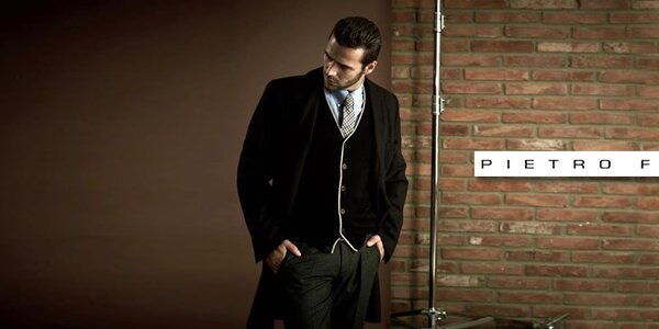 Elegantná pánska móda Pietro Filipi