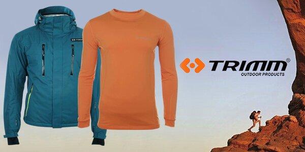 Pánske outdoorové oblečenie Trimm