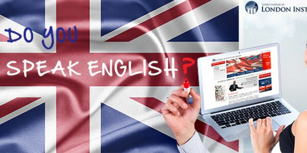 Online jazykový kurz angličtiny