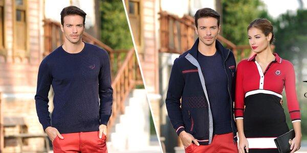 Obľúbená pánska móda Giorgio di Mare
