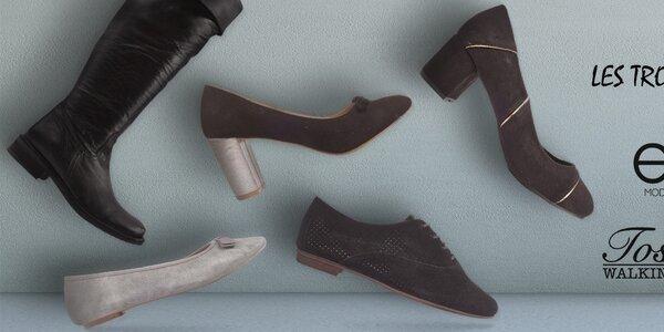 Trendy dámske topánky Elite Shoes