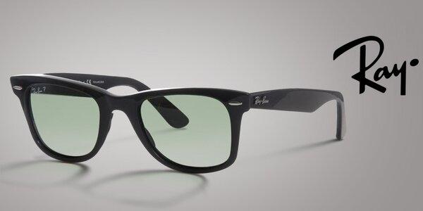 Štýlové slnečné okuliare Ray-Ban